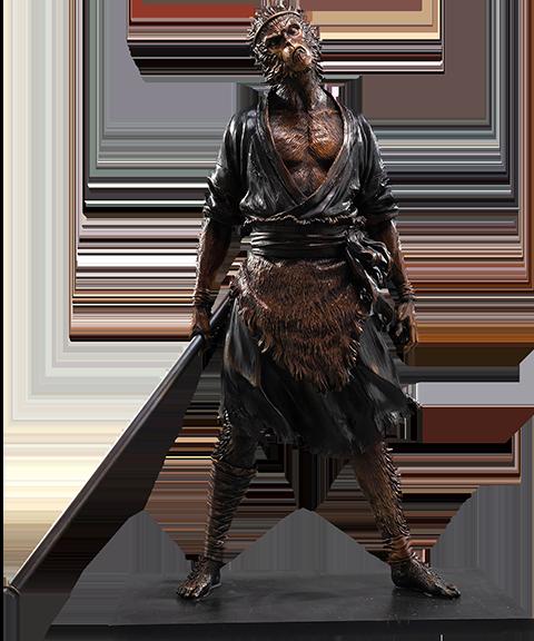 Manas SUM Indignation (Bronze Version) Bronze Statue