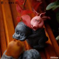 Gallery Image of Teasie Beastie - Zhen Guan Zi Figurine