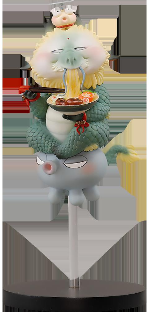 Manas SUM Suzerain - Noodle Soup Figurine