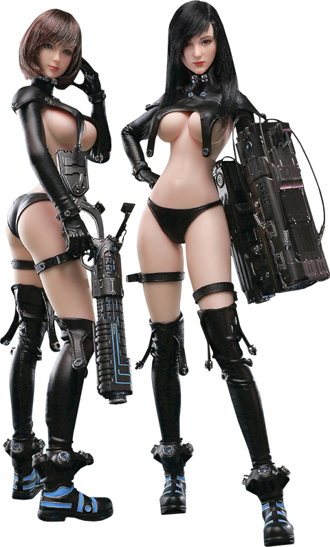 Toyseiiki Reika & Anzu Sixth Scale Figure Set