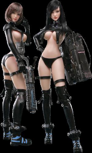 Reika & Anzu Sixth Scale Figure Set
