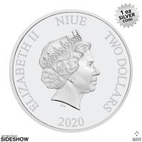 Gallery Image of 2020 Year of the Rat Silver Collectible