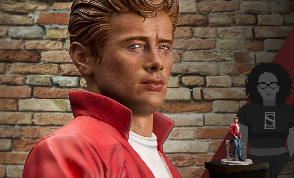 Gallery Feature Image of James Dean Statue - Click to open image gallery