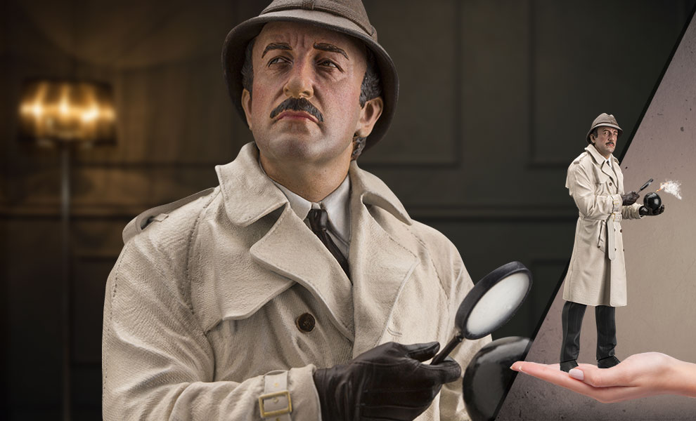 Gallery Feature Image of Peter Sellers Statue - Click to open image gallery