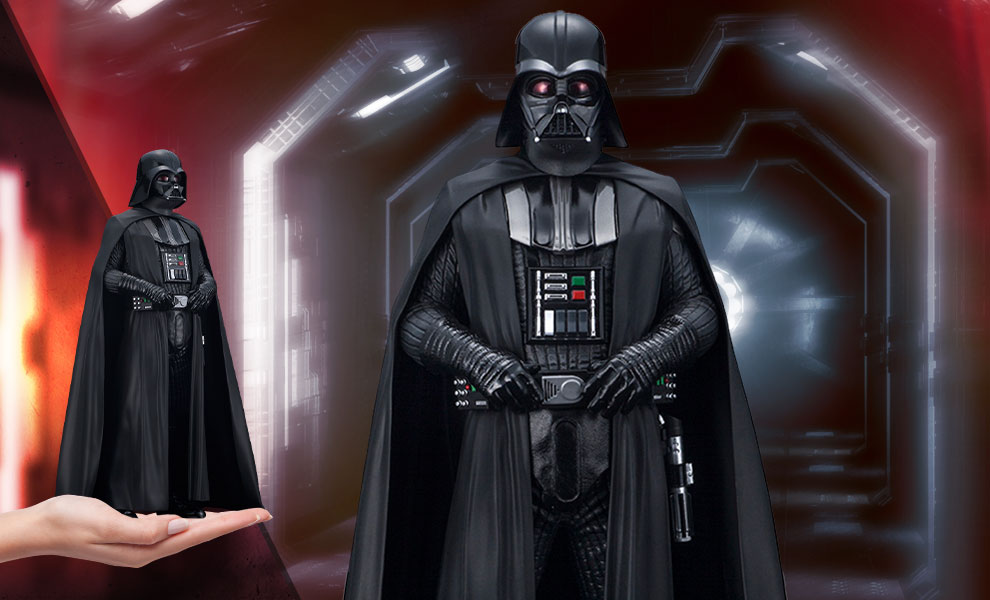Gallery Feature Image of Darth Vader Statue - Click to open image gallery