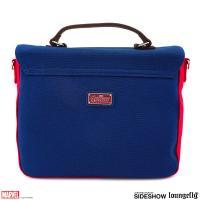 Gallery Image of Captain America Endgame Hero Messenger Bag Apparel