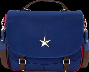 Captain America Endgame Hero Messenger Bag Apparel