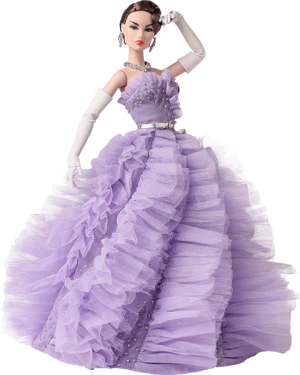 Victoire Roux (Late Night Dream) Collectible Doll