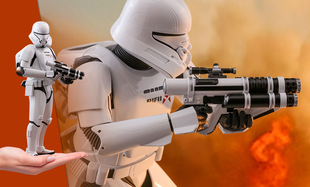 Gallery Feature Image of Jet Trooper Sixth Scale Figure - Click to open image gallery