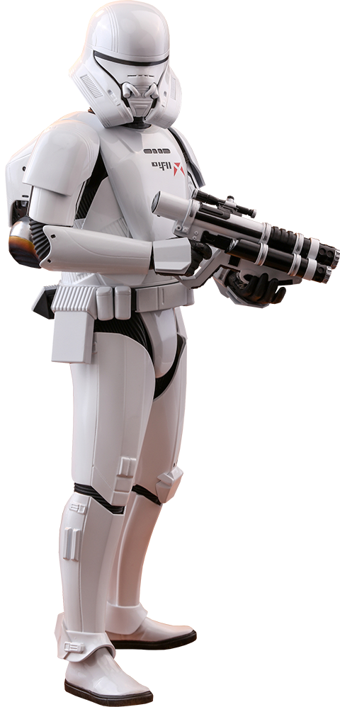 Hot Toys Jet Trooper Sixth Scale Figure