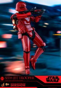 Gallery Image of Sith Jet Trooper Sixth Scale Figure