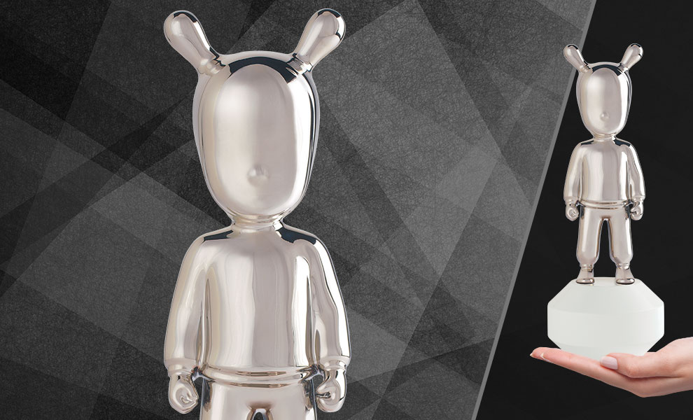 Gallery Feature Image of The Silver Guest Figurine - Click to open image gallery