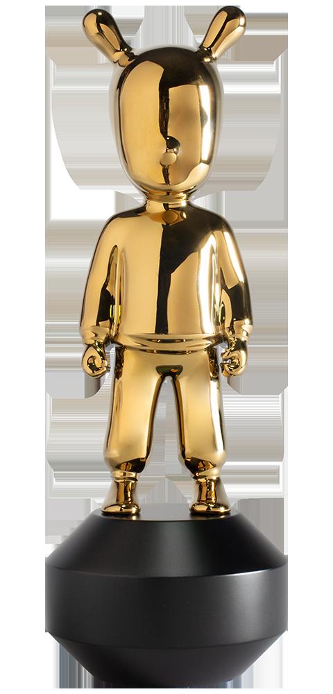 Lladró The Golden Guest Figurine