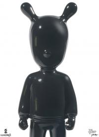 Gallery Image of The Black Guest Figurine