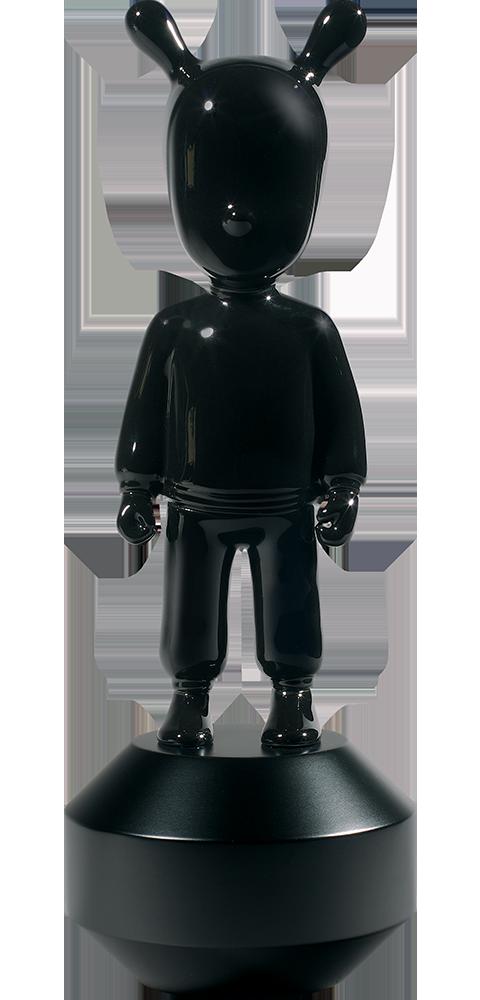 Lladró The Black Guest Figurine