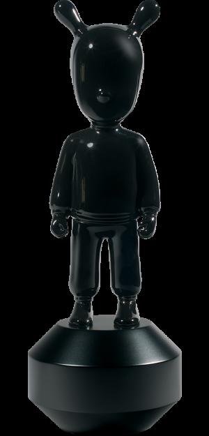The Black Guest Figurine