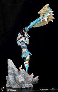 Gallery Image of Zinogre 1:10 Scale Statue