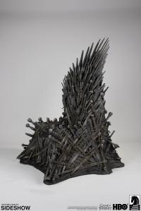 "Gallery Image of Iron Throne 18"" Replica"