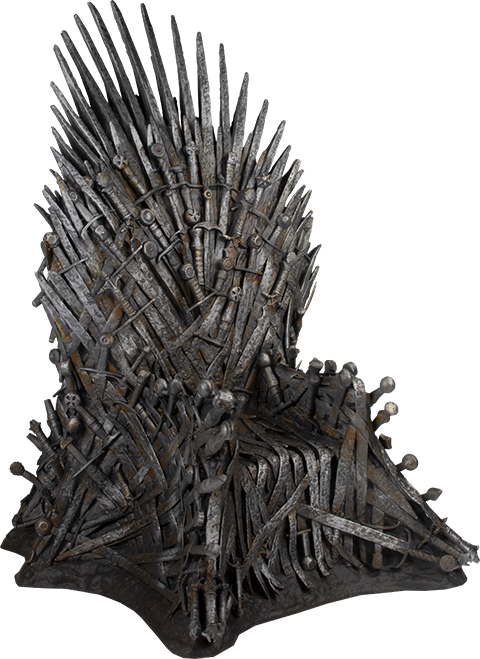 "Dark Horse Comics Iron Throne 18"" Replica"
