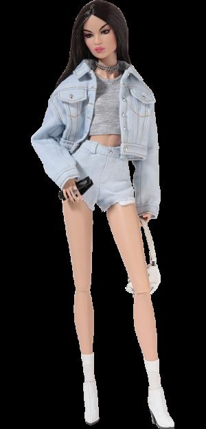 Ayumi Nakamura (Cool Kid) Collectible Doll