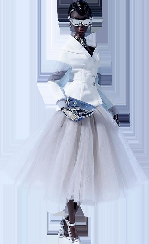 Integrity Toys Adèle Makéda® (Neo Look) Collectible Doll