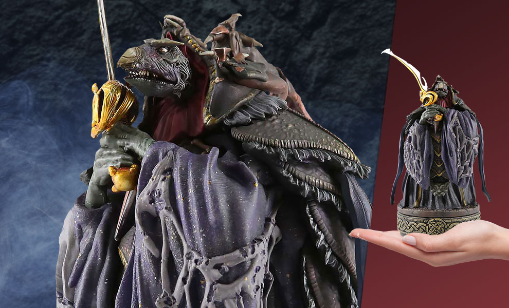 Gallery Feature Image of skekUng the Garthim Master Statue - Click to open image gallery