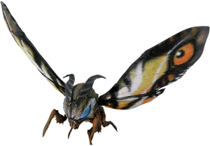 Mothra Collectible Figure