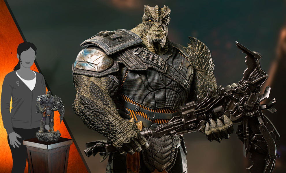 Gallery Feature Image of Cull Obsidian Black Order 1:10 Scale Statue - Click to open image gallery