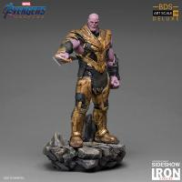 Gallery Image of Thanos Black Order Deluxe 1:10 Scale Statue