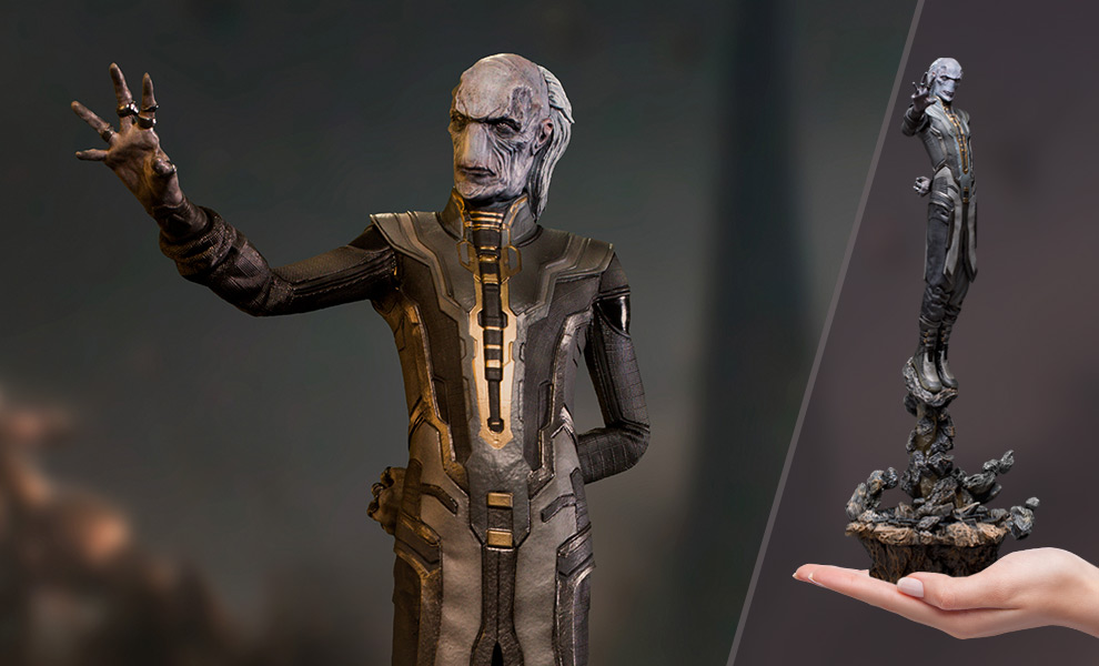Gallery Feature Image of Ebony Maw Black Order 1:10 Scale Statue - Click to open image gallery