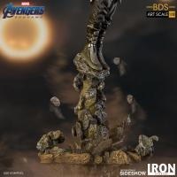 Gallery Image of Ebony Maw Black Order 1:10 Scale Statue