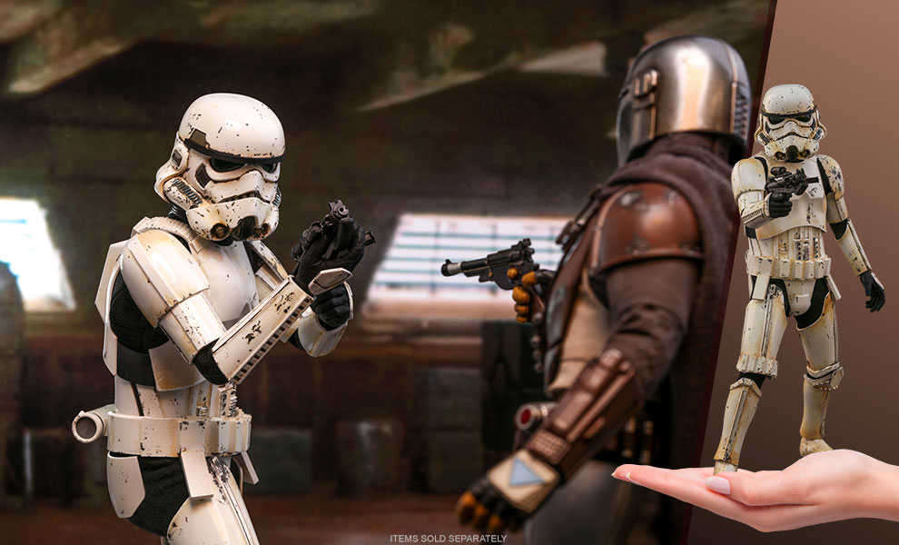 Gallery Feature Image of Remnant Stormtrooper Sixth Scale Figure - Click to open image gallery