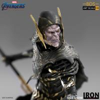 Gallery Image of Corvus Glaive (Black Order) 1:10 Scale Statue