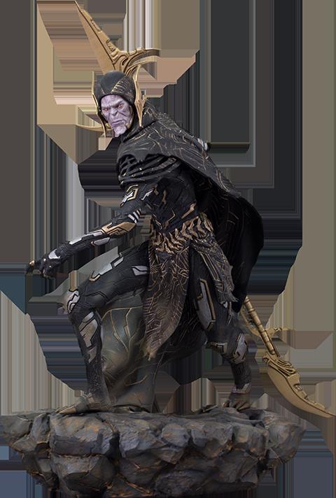 Iron Studios Corvus Glaive (Black Order) Statue