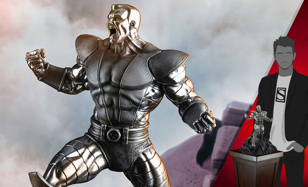 Gallery Feature Image of Colossus Victorious Figurine Pewter Collectible - Click to open image gallery
