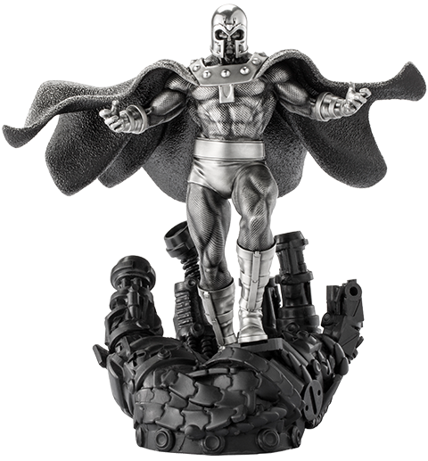 Royal Selangor Magneto Dominant Figurine Pewter Collectible