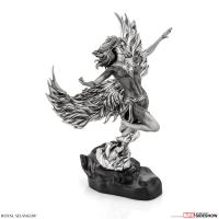 Gallery Image of Phoenix Arising Figurine Pewter Collectible