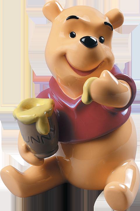Lladró Winnie the Pooh Figurine