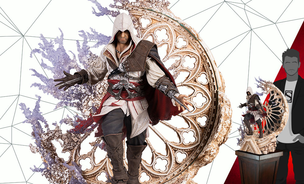 Gallery Feature Image of Animus Ezio Statue - Click to open image gallery