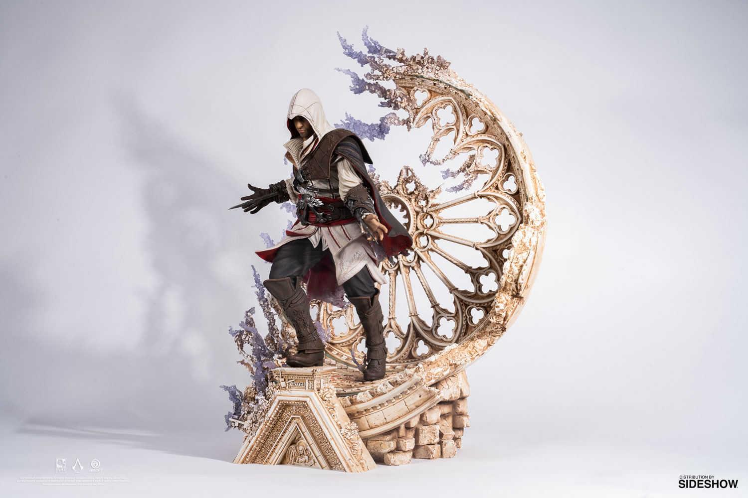 Animus Ezio 1 4 Statue Sideshow Collectibles