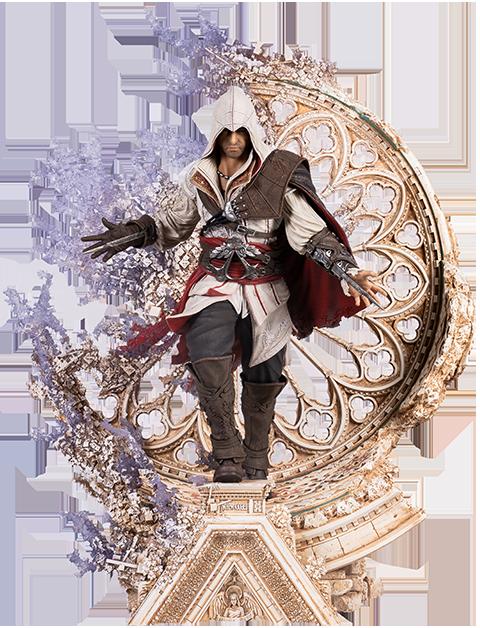 PureArts Animus Ezio Statue