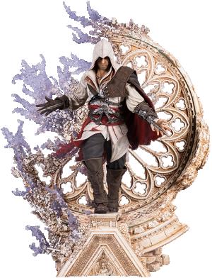 Animus Ezio Statue