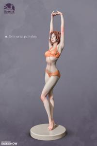 Gallery Image of Morning Beauty Skin Wrap Paint Statue