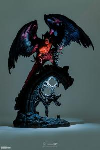 Gallery Image of Devil Jin Statue