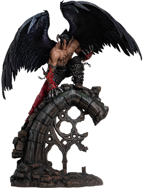 Devil Jin Statue By Purearts Sideshow Collectibles