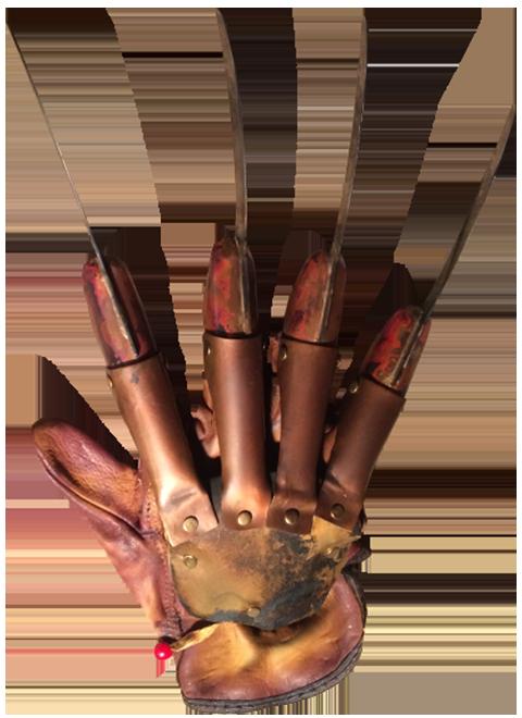 Trick or Treat Studios Freddy Krueger Deluxe Glove Prop
