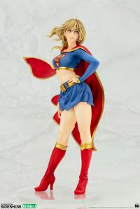Gallery Image of Supergirl Returns Statue