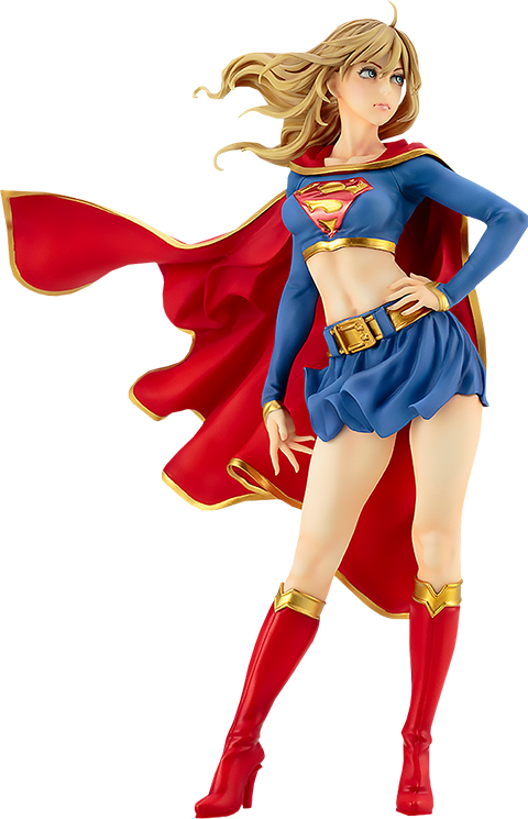 Kotobukiya Supergirl Returns Statue