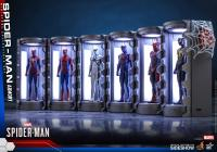 Gallery Image of Spider-Man Armory Miniature Diorama