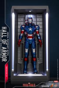 Gallery Image of Iron Man Hall of Armor Miniature (Series 2) Diorama